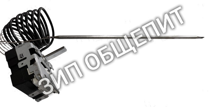 Терморегулятор 50-190°С EIKA (Аналог 55.13039.310) для фритюрницы, чебуречницы, пончикового аппарата