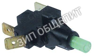 Блок переключателя Bartscher, 1CO, 250В, 16А, плоский штекер 6,3мм для TF350 / TF401 / TF50 / TF515