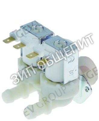Клапан электромагнитный 33D3250 Angelo-Po, прямой, двойн. для KN50, KN50M, KN50MPS, KN50PS, KN50PSD, KN50PSDD, KN80, KN80PS