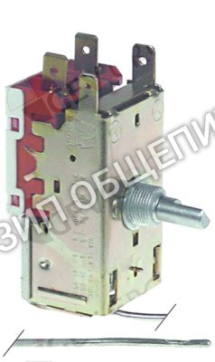 Термостат K50L3207, K50L3207000 Eliwell, -10 °C -2 °C