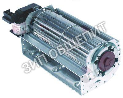 Вентилятор с поперечным потоком ELOMA, TFL 180, ø валка 60мм, Д валка 180мм для 1011 / 1221 / 2011 / 2021 / 611