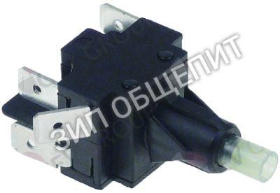 Блок кнопки 15811A Dihr для DS40, DS40-1081065-Olis, DS40-1081066-Olis, DS40-1081067-Olis, DS40-1081068-Olis, DS40-Olis