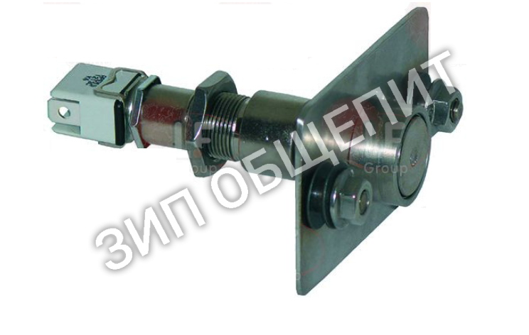 02744A Дверной замок с микровыключателем 696420 для пароконвектоматов Bourgeois CP0612, CP1012, CP1022, CP2012, CP2022, C0612