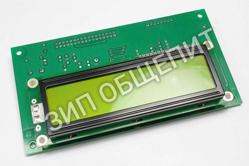 Плата дисплея 1 программная, ZANOLLI, ELET0155
