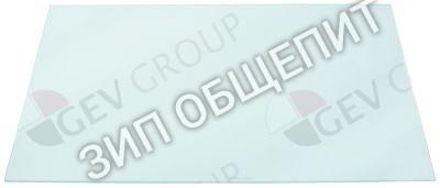 Пластина стеклянная R71010010 Mareno для FG105M / FG105X / PG040M / PG040X