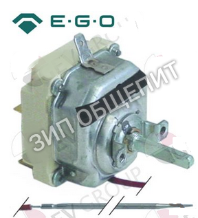 Термостат 41826630123 Baron, 50-300 °C для SERIE 600 / SERIE 900 / SERIE700