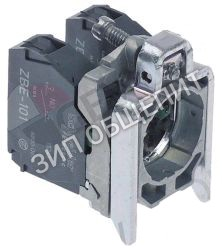 Блок контактный E052613 CAPIC, ZB4BZ103, с держателем для W380912 / W380915 / W380917 / W380922 / W380925 / W380927 / W380932
