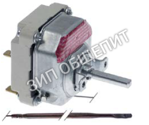 Термостат 500 градусов GAM для пицца-печи MD4 - MD44 - MD6 MD66 - MS4 - MS44 - MS6 - MS66 - M4 - M6