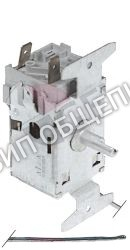 Термостат 481927128578 Whirlpool, A03 0045, -13 -25 °C, для испарителя