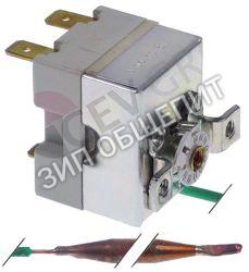 Термостат Elviomex-Alfa, 0-90 °C для Turbo-1500 / Barline-35F / Vergina-50SF / Euroline-40F