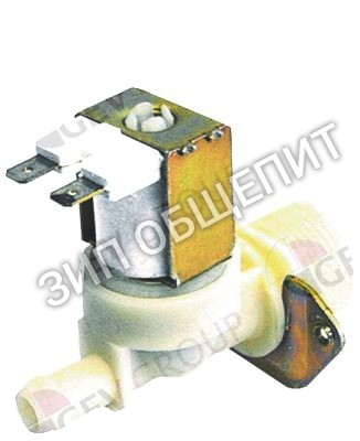 Клапан электромагнитный 240011 Elettrobar, прямой, одинарн., 10бар